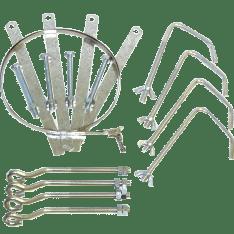 Eurocowl Fixing Kits