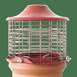 Euro Topguard, birdguard chimney cowl