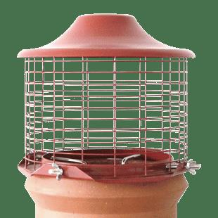 Euro Topguard, birdgaurd chimney cowl